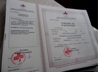 IAŞI:. Certificatele de grad principal, sesiunile 2011-2016, se ridică de la OAMGMAMR – organizaţia centrală