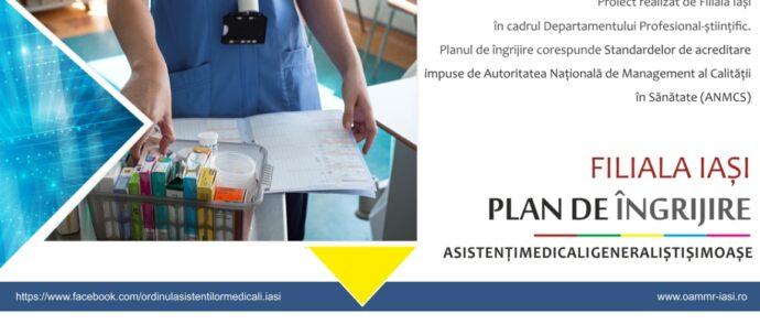 IAŞI:. Implementarea Planului de îngrijire (VIDEO)