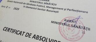 IAŞI:. Au sosit certificatele pentru a doua specializare 2016