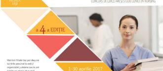 """IAŞI:. Concursul de cercetări şi studii clinice """"Nursing de carieră"""" – ediţia a IV-a"""