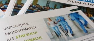 """IAŞI:. """"Info-nursing"""", o nouă apariţie"""