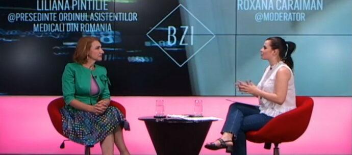 """IAŞI:. Despre problemele asistenţilor medicali, la """"BZI LIVE"""" (VIDEO)"""