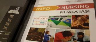 """IAŞI:. """"Info-nursing"""", numărul 18"""