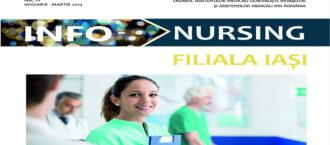 """IAȘI:. """"Info-nursing"""", numărul 21"""