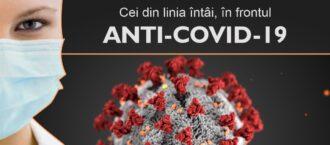 Frontul anti-COVID-19: cei din linia întâi