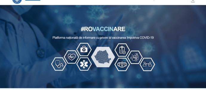 Campania Națională de Vaccinare Anti-COVID-19 – adresă DSP Iași UPDATE