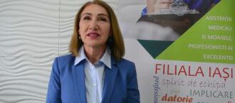 Mesaj Presedinte OAMGMAMR Filiala Iași – Pintilie Liliana-Lăcrămioara