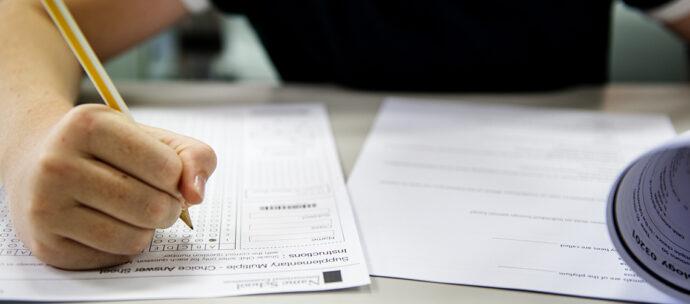 Examen de grad principal – declarații pe propria răspundere